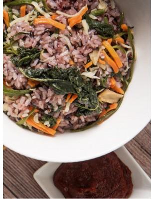 나물밥 초간편 곤드레나물비빔밥(1~2인용)