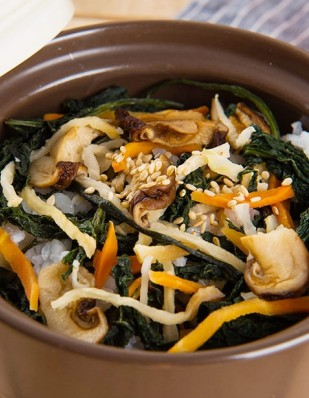 나물밥 초간편 전주산채나물비빔밥(2~3인용)