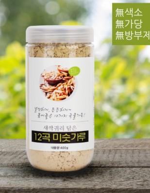 새싹귀리담은12곡 미숫가루 (선식) 400g