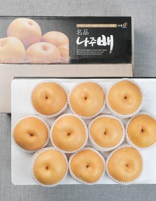 명절선물세트 나주 신고배 5kg(6~8과)