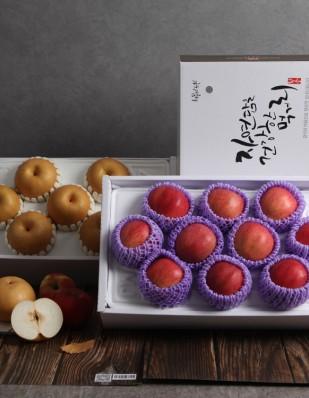 명절과일 사과선물세트