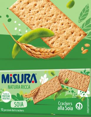 MISURA 미주라 소이아크래커 400g